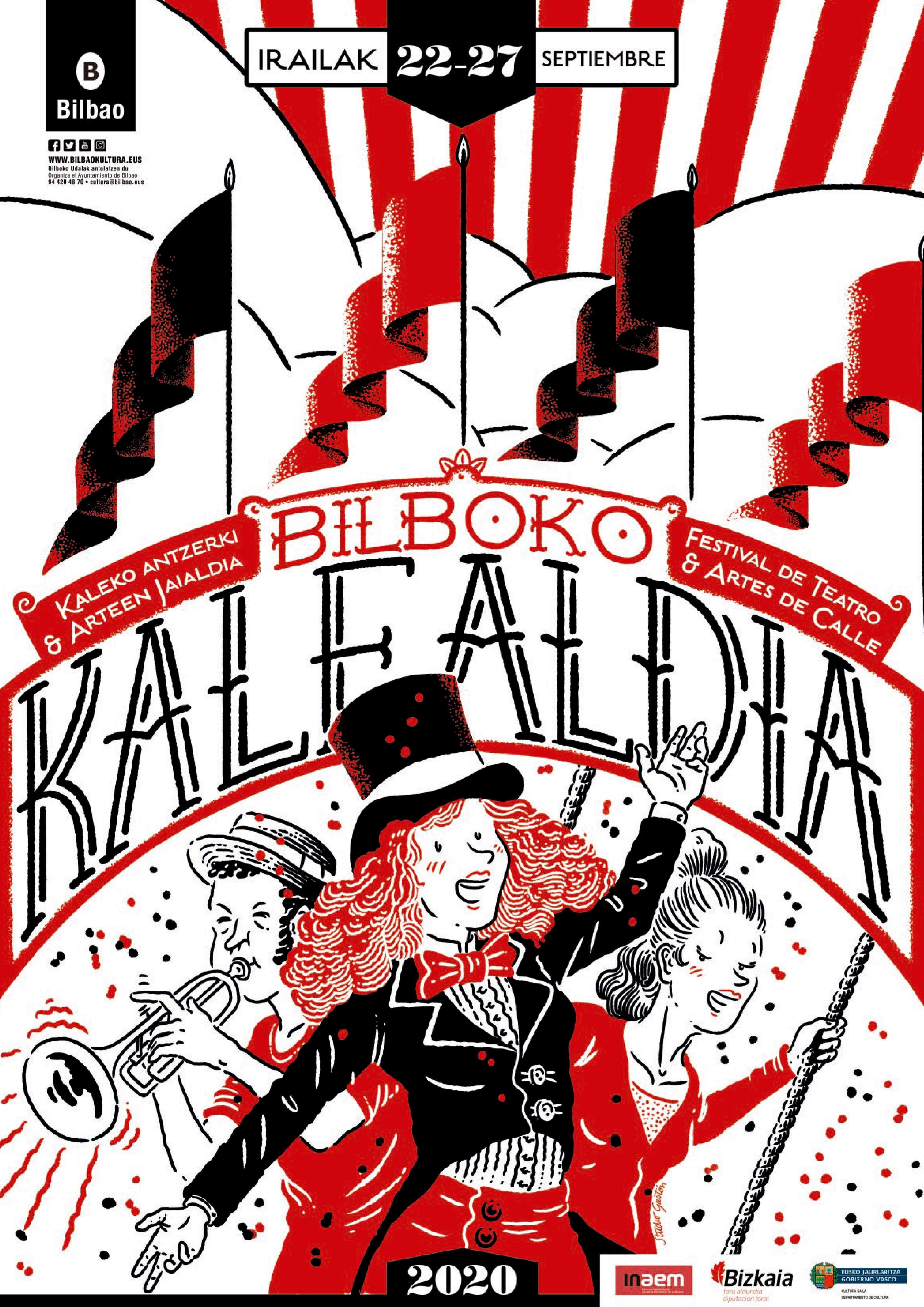 Bilboko Kalealdia 2020